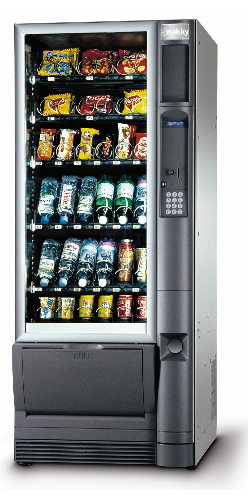 Healthy vending machine business- low investment high return accompanied with healthy food